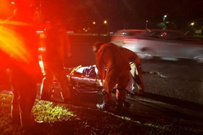 Menos acidentes registrados nas estradas no feriado do ano novo.