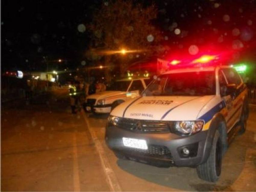 Um jovem foi executado à tiros na Rua Caio Martins, no Bairro São Geraldo