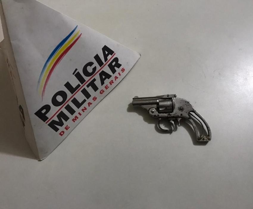Adolescente tenta assaltar mulher em Matozinhos e acaba apreendido pela Polícia Militar