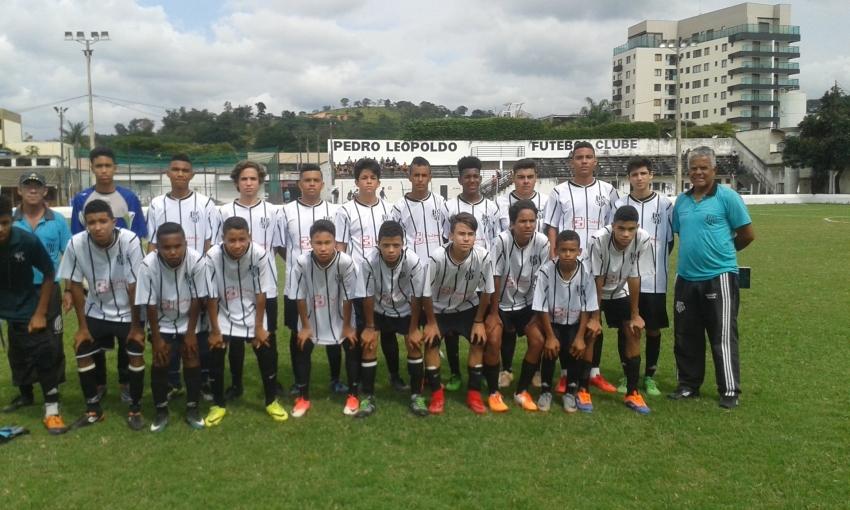 Já começaram as atividades da Escolinha do Pedro Leopoldo FC, Sub 13, Sub 15 e Sub 17