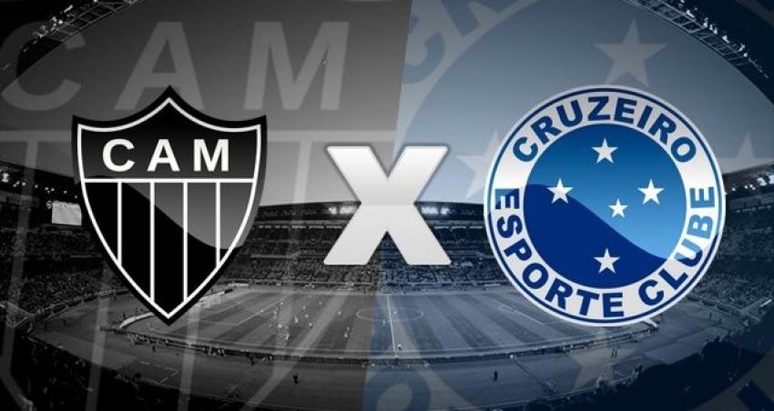 Torcedores se envolveram em um confronto, neste domingo (14), após a partida entre Cruzeiro e Atlético no centro de Pedro Leopoldo