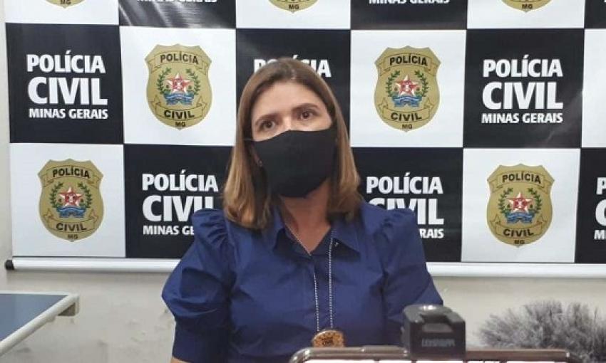 """Delegada da Policia Civil fala sobre o assassinado do """"Zinho"""""""