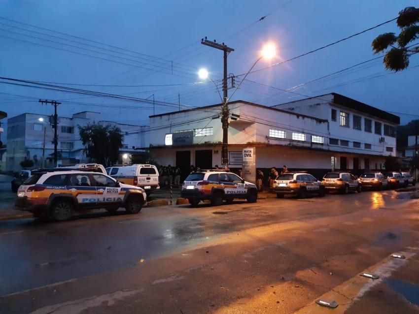 Operação conjunta chega até torcedores que promoveram um confronto no ultimo domingo em Pedro Leopoldo