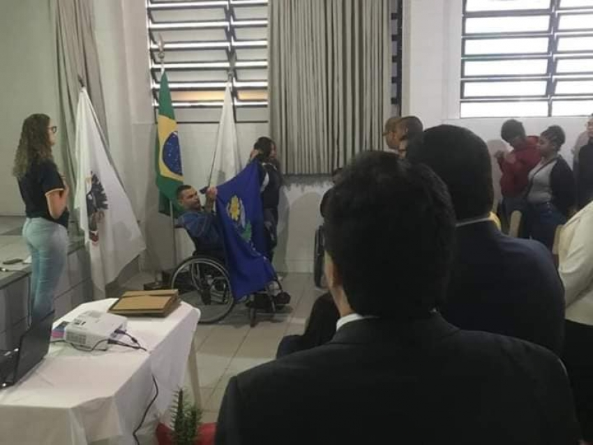 """APAE de Pedro Leopoldo realiza Fórum Intersetorial com o tema """"Implementação das políticas públicas para a pessoa com deficiência e sua família""""."""