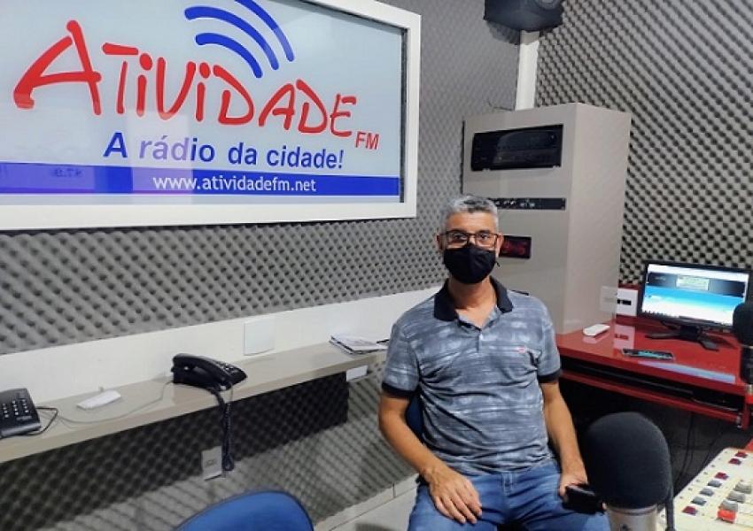 Ricardo Serafim esteve na Atividade FM e falou sobre a 4ª Semana Lund