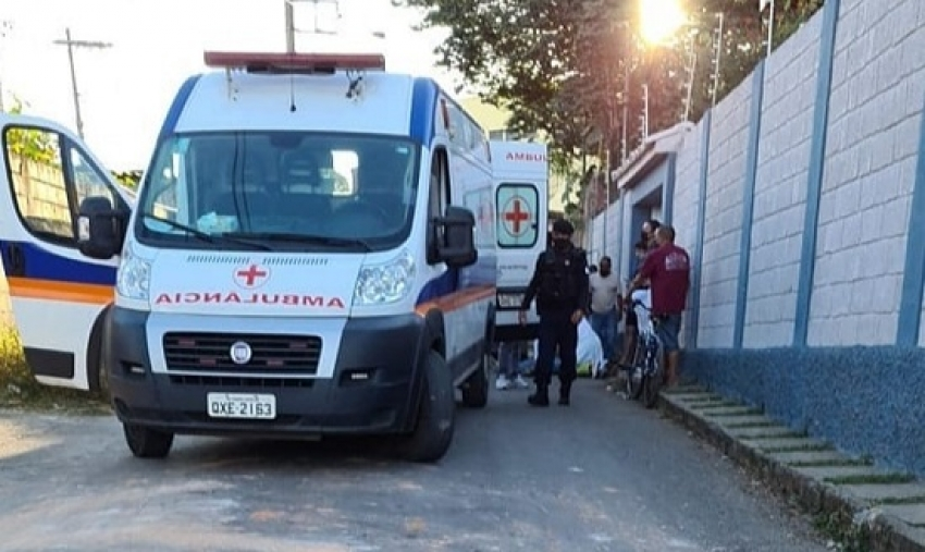 Guarda Civil Municipal atende ocorrência de queda na Lagoa de Santo Antônio