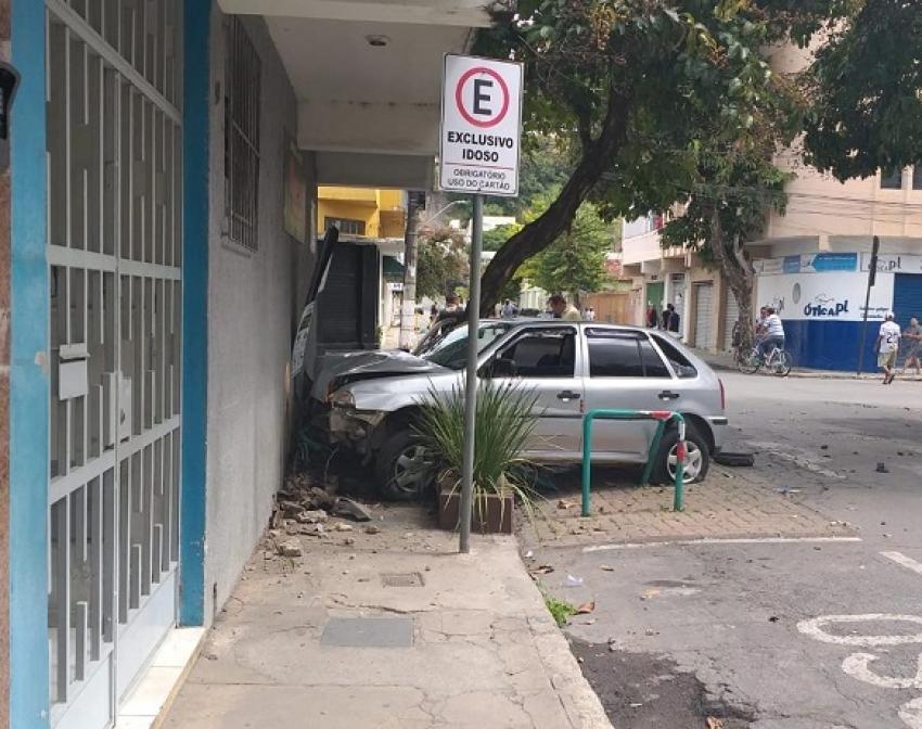 Tiroteio e morte no centro de Pedro Leopoldo