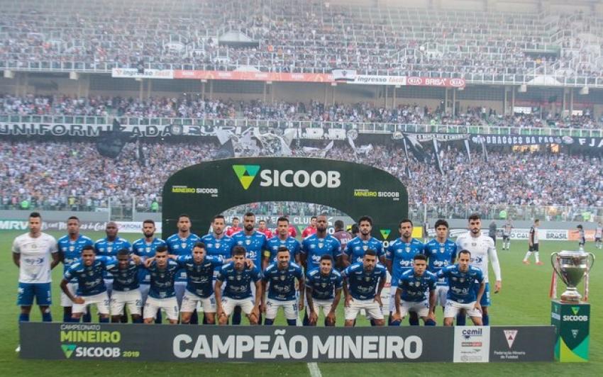 Cruzeiro empata com o Atlético Mineiro no Horto e é campeão mineiro invicto