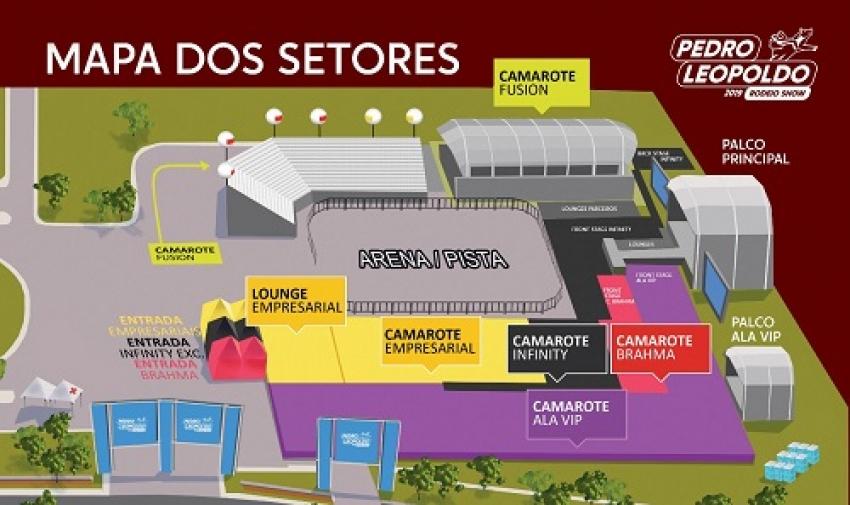 Conheça mais os Camarotes do Pedro Leopoldo Rodeio Show 2019