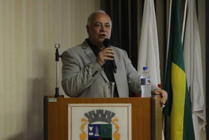 Representantes do Lanagro apresentaram o projeto de implantação do Parque Tecnológico, na reunião ordinária da Câmara Municipal