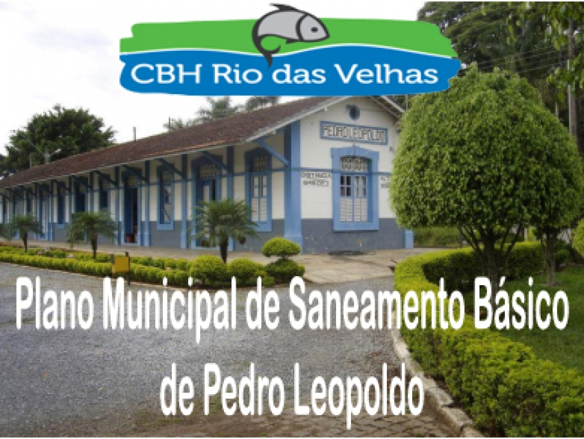 Confira o Plano Municipal de Saneamento Básico (PMSB)  de Pedro Leopoldo.