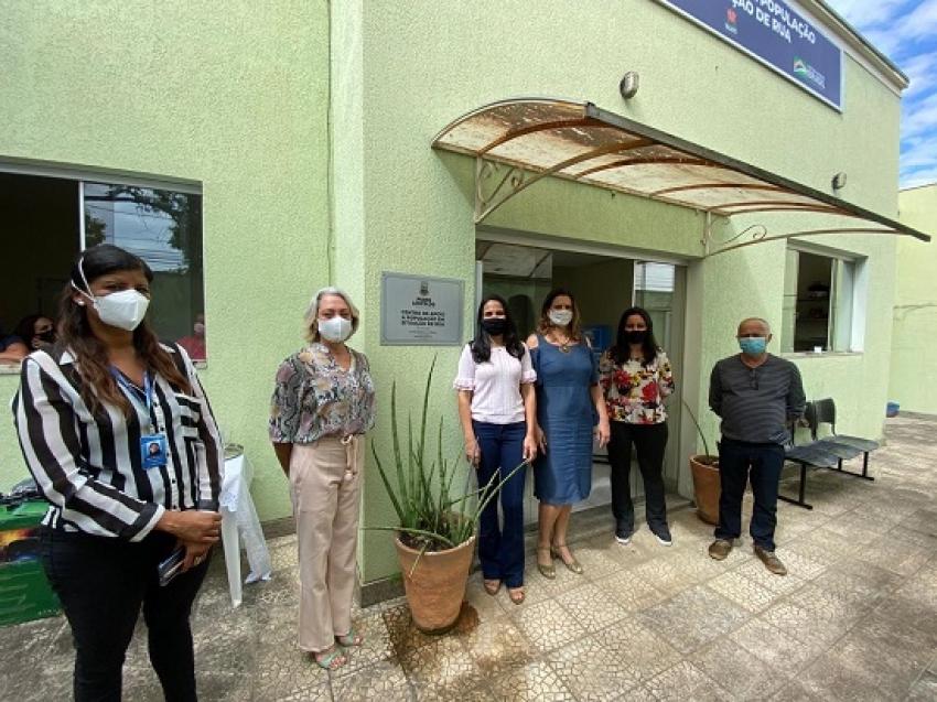 Prefeitura inaugura um centro de Apoio a pessoas em situação de rua