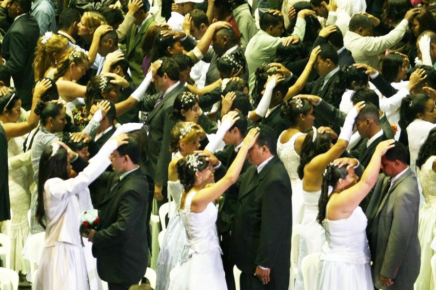 Oitenta casais de Pedro Leopoldo  participam de Casamento Comunitário em julho