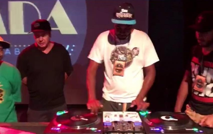 DJ Patão ganha premio em São Paulo
