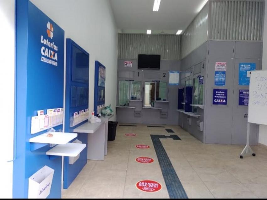 Segunda-feira, 10, abre a Casa Lotérica Santo Expedito em Lagoa de Santo Antônio