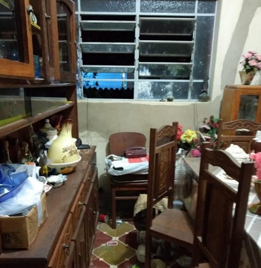 Casa  foi invadida na região central de Pedro Leopoldo