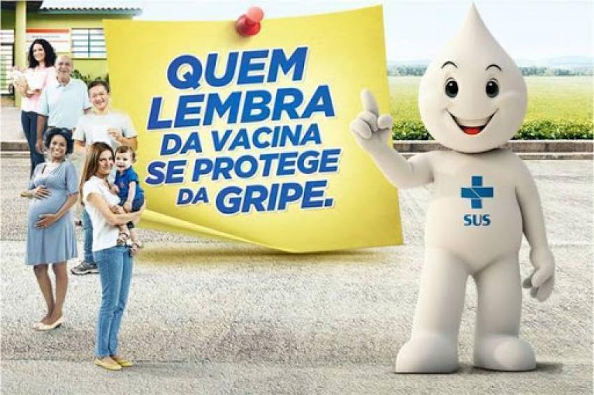 Confira como acontece a vacinação contra a gripe em Pedro Leopoldo neste ano de  2020