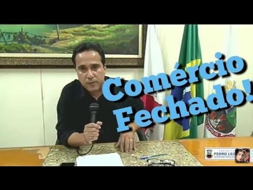 Como fica o comércio e outras atividades a partir do dia 21 de março em Pedro Leopoldo