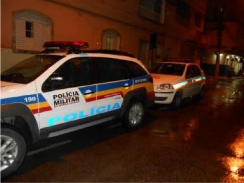 Dois indivíduos presos em Fidalgo, com drogas e dinheiro