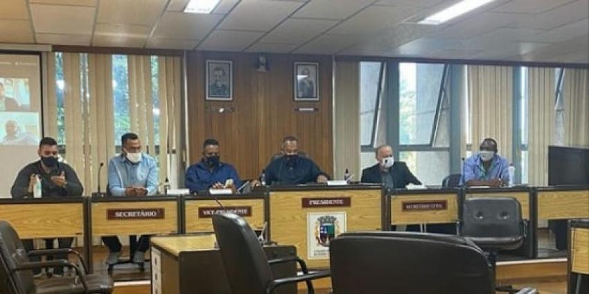 Câmara Municipal  debate sobre os trabalhadores do município expostos ao amianto.