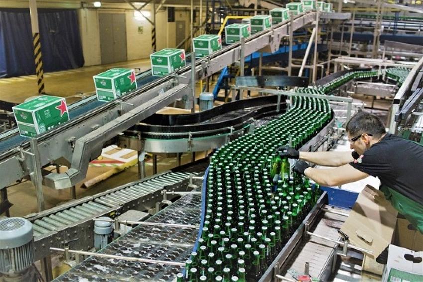 Grupo Heineken abre cadastro de potenciais fornecedores para sua nova cervejaria em Pedro Leopoldo