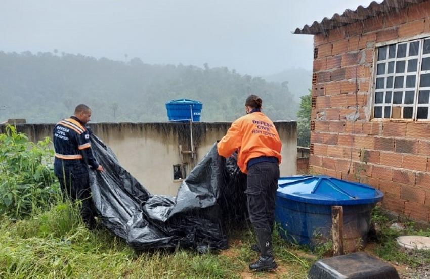 Ações de prevenção são realizadas pela prefeitura neste período de chuvas