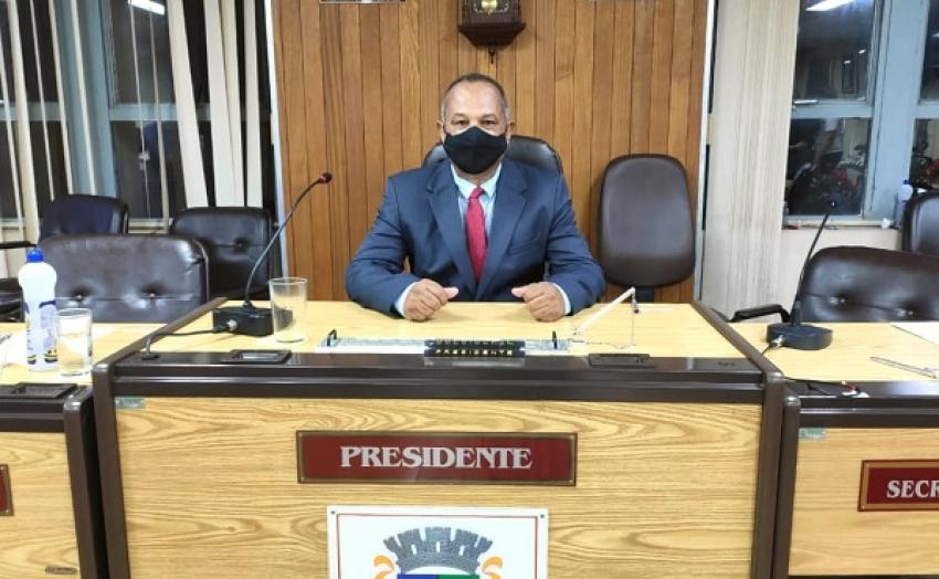 Eldir Batista (Baixinho) é eleito presidente da Câmara de Pedro Leopoldo