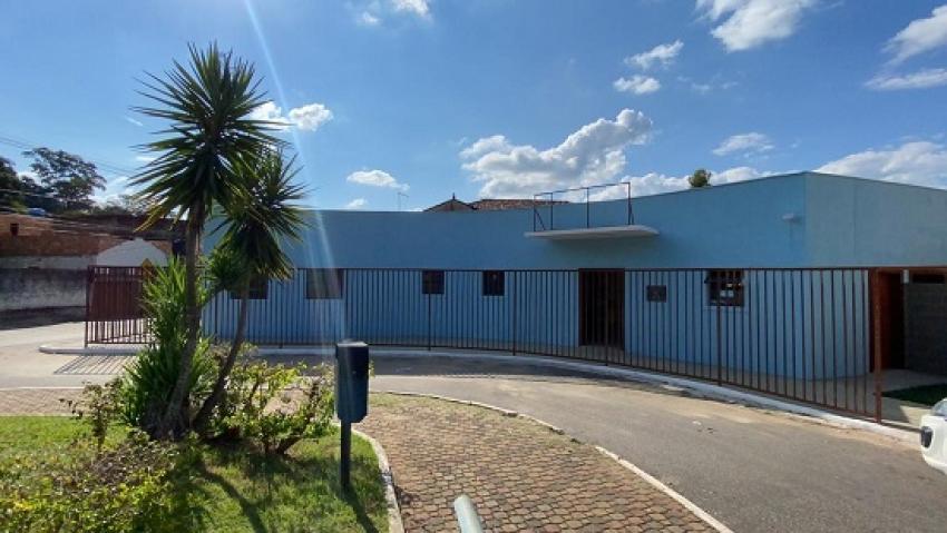 Concluída a  obra de revitalização da UBS Vera Cruz de Minas