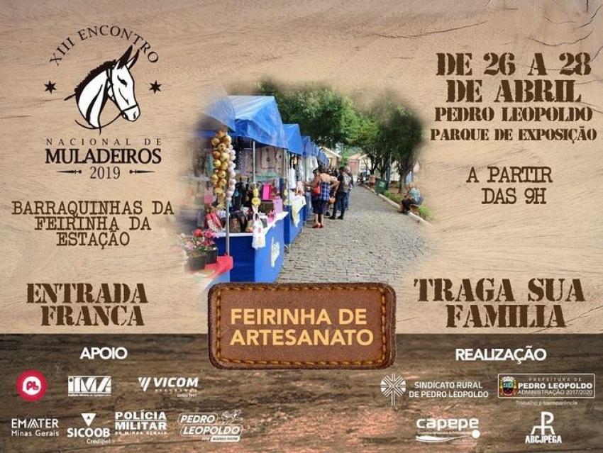 Confira as atrações do XIII Festival de Muladeiros 2019