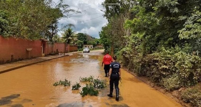 Período chuvoso traz à tona problemas estruturais de Pedro Leopoldo
