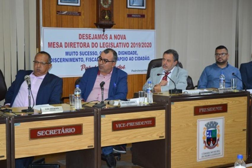 O plenário da Câmara Municipal de Pedro Leopoldo aprovou, na noite desta segunda-feira, durante a 43ª Reunião Ordinária, os vereadores que farão parte da comissão representativa de recesso