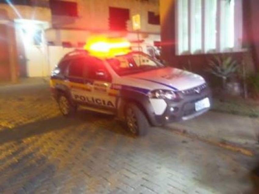 Morador de Capim Branco suspeito de várias ações criminosas é preso após tentar invadir academia