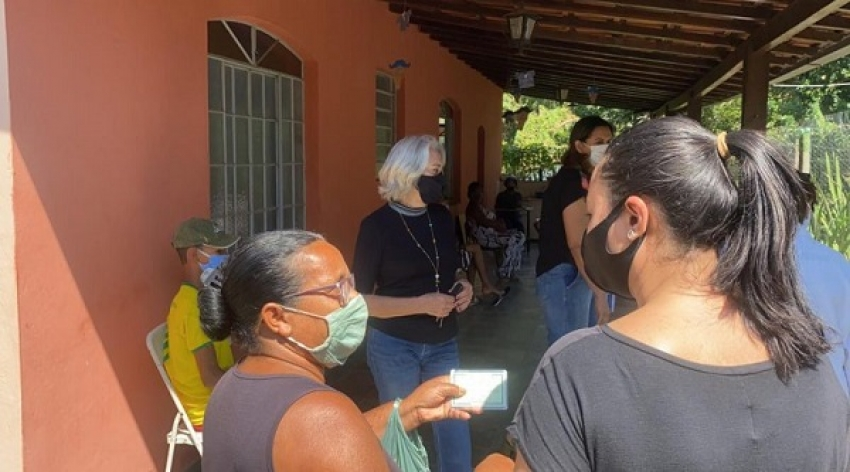 Projeto CRAS ATÉ VOCÊ vai levar o benefício alimentação a bairros com alto índice de vulnerabilidade